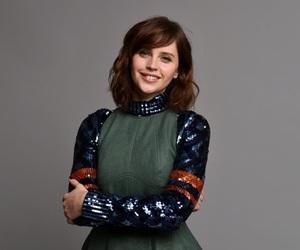 actress, beautiful, and Felicity Jones image