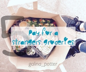 before i die, creative, and groceries image