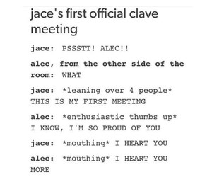 bromance, jace, and lol image