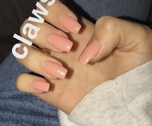 nails, snapchat, and youtuber image