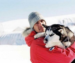 dog, paul walker, and puppy image