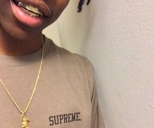 supreme, boy, and ghetto image