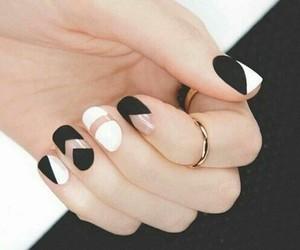 black, white, and black+&+white image