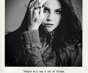 quotes, lana del rey, and life image