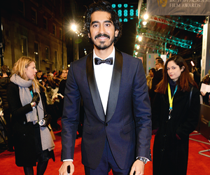 actor, Dev Patel, and lion image