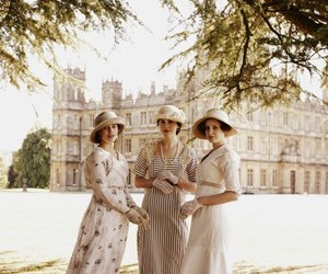 1900, vintage, and downton abbey image