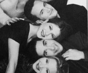 friends, monica, and rachel image