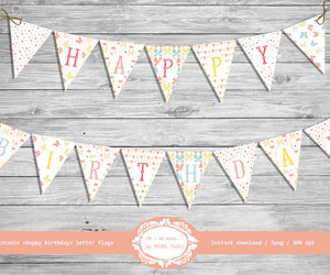 etsy, wall decor, and party decoration image