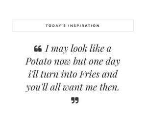 fitness, food, and potato image