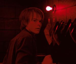 stranger things, jonathan byers, and aesthetic image