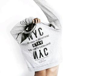 fashion, girl, and nyc image