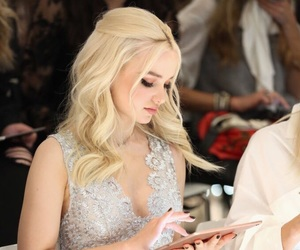 dove cameron, blonde, and actress image