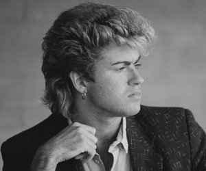 80's, george, and george michael image