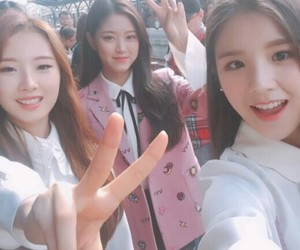 loona and haseul image