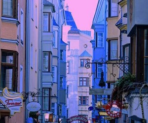 austria, purple, and hipster image