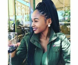black girl, box braids, and unerenoi.509 image