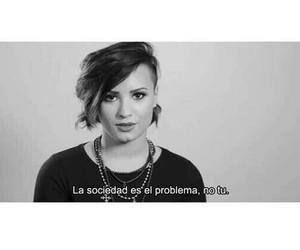 demi lovato and frases image
