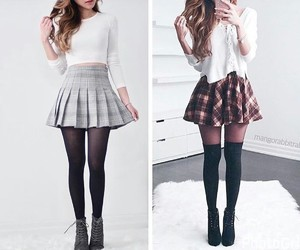 sexy and skirts image