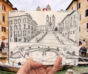 cit, sketch, and architecture image