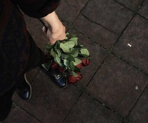 rose, tumblr, and aesthetic image