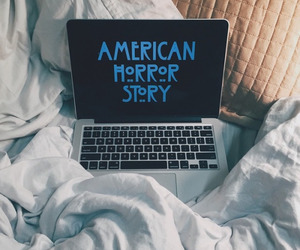 relax, american horror story, and bed image