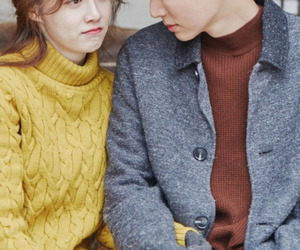 goo hye sun, korean, and ahn jae hyun image