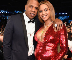 grammys, jay z, and queen b image