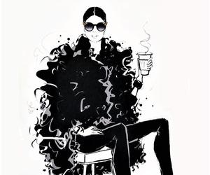boho, fashion, and grunge image