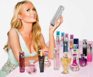 chanel, prada candy, and perfume collection image