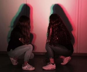 girls, school, and bestfriends image