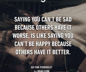 quote, 9gag, and life image
