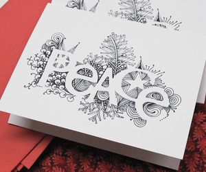 drawing, peace, and art image