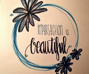 beautiful, calligraphy, and handlettering image