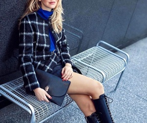 blogger, the blonde salad, and fashion image