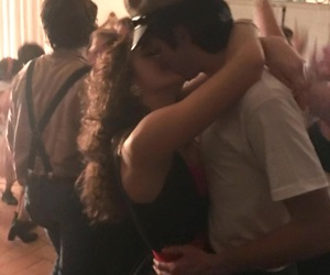 50s, couple, and dancing image