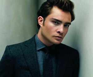 gossip girl, ed westwick, and chuck bass image