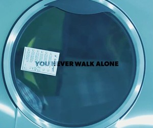 you never walk alone, bts, and spring day image