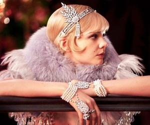 daisy, fashion, and the great gatsby image