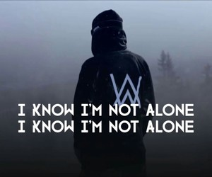 alone and alan walker image