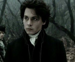 johnny depp and sleepy hollow image