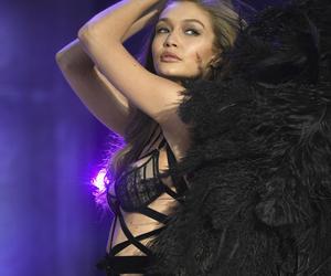 gigi hadid and Victoria's Secret image