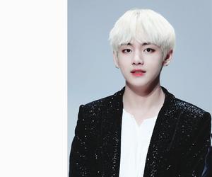 edit, fake, and taehyung image