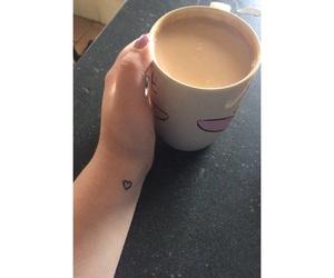 loveheart, justgirlything, and tattoo image