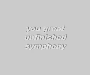 grunge, hamilton, and Lyrics image