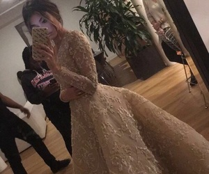madison beer, dress, and goals image