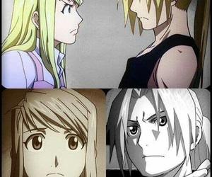 anime, couples, and edwin image
