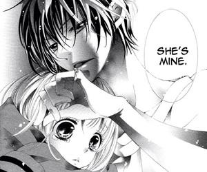 manga, shoujo, and anime image