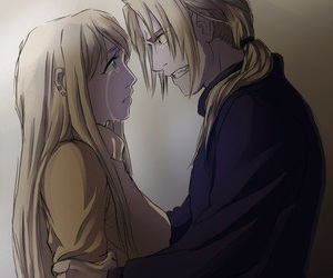 anime, edwin, and edward elric image