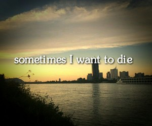 death, deep, and depression image