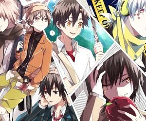 anime, kagerou project, and manga image